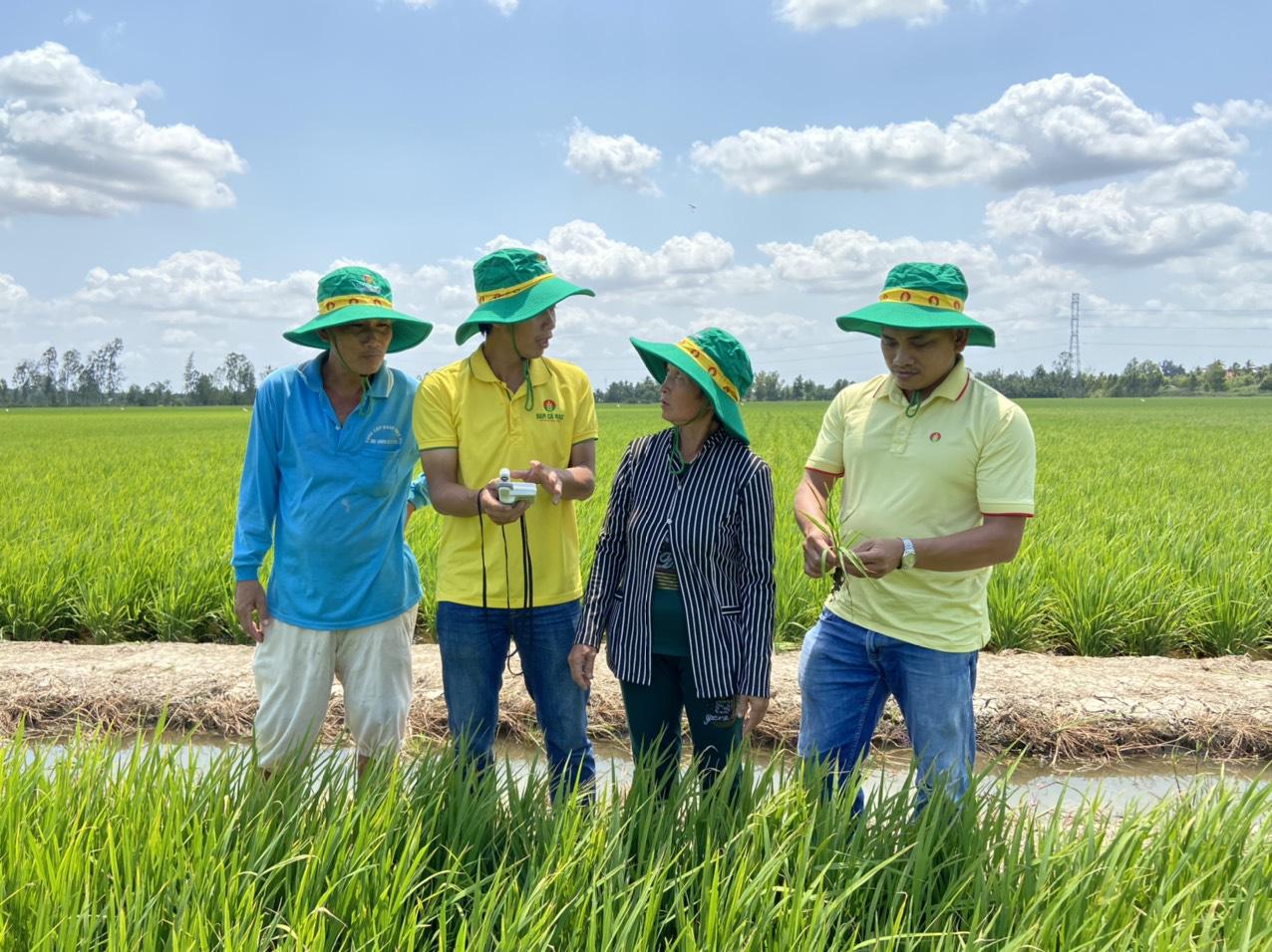 Triết lý kinh doanh gắn với lợi ích nhà nông - Ảnh 1.