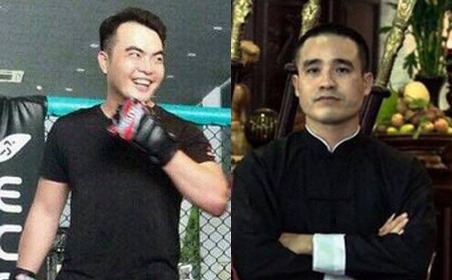 Bị đồn 'đấu có tiền', võ sư Nam Anh Kiệt và võ sĩ Lưu Cường nói gì? - Ảnh 1.