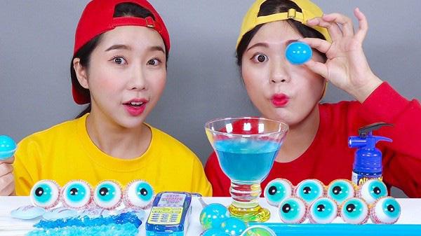 5 nữ Youtuber giàu nhất xứ Hàn chỉ nhờ... ngồi ăn - Ảnh 2.