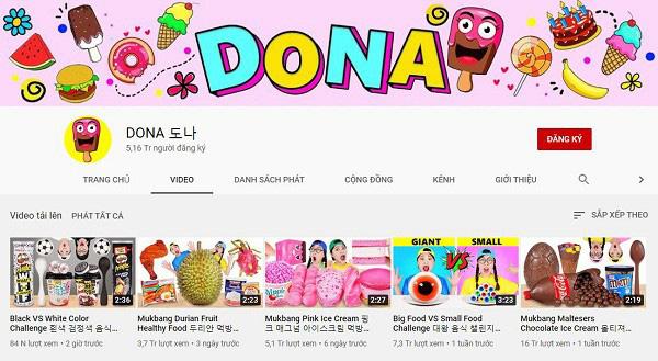 5 nữ Youtuber giàu nhất xứ Hàn chỉ nhờ... ngồi ăn - Ảnh 3.