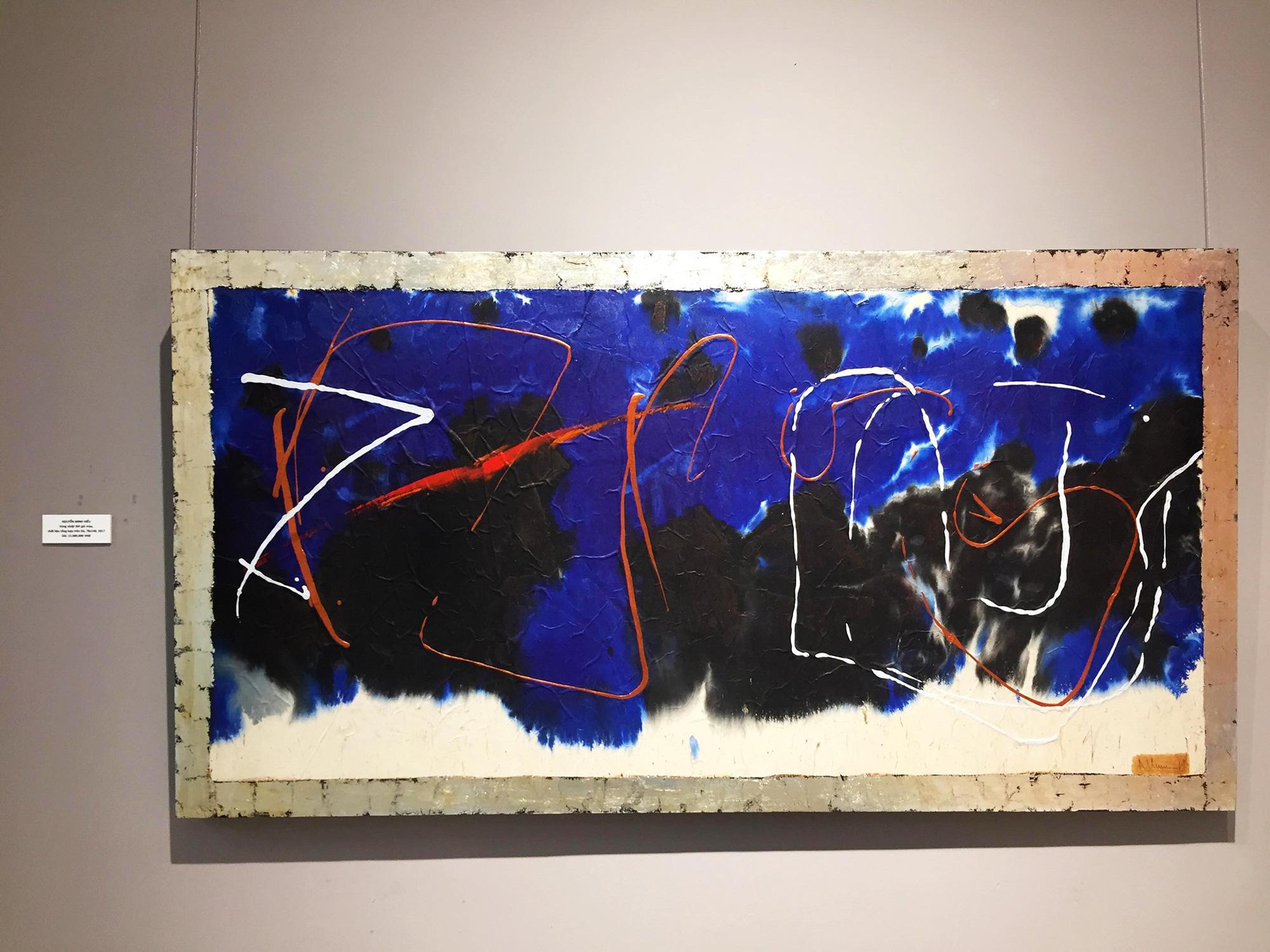 """""""République D'Art"""" - triển lãm tranh của các danh họa và họa sĩ đương đại  - Ảnh 12."""