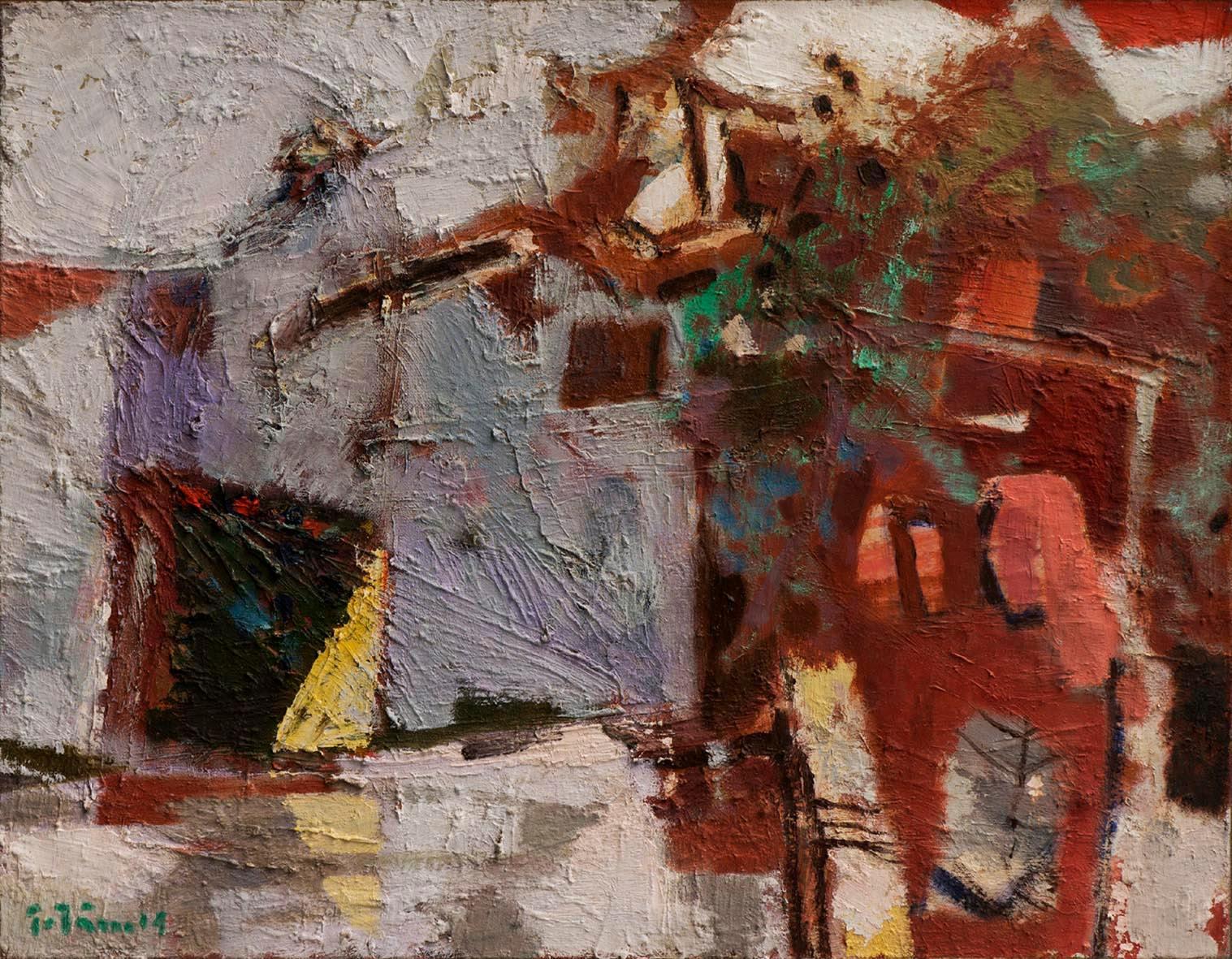 """""""République D'Art"""" - triển lãm tranh của các danh họa và họa sĩ đương đại  - Ảnh 11."""