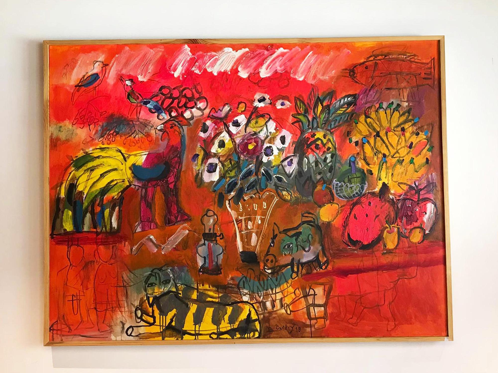 """""""République D'Art"""" - triển lãm tranh của các danh họa và họa sĩ đương đại  - Ảnh 13."""