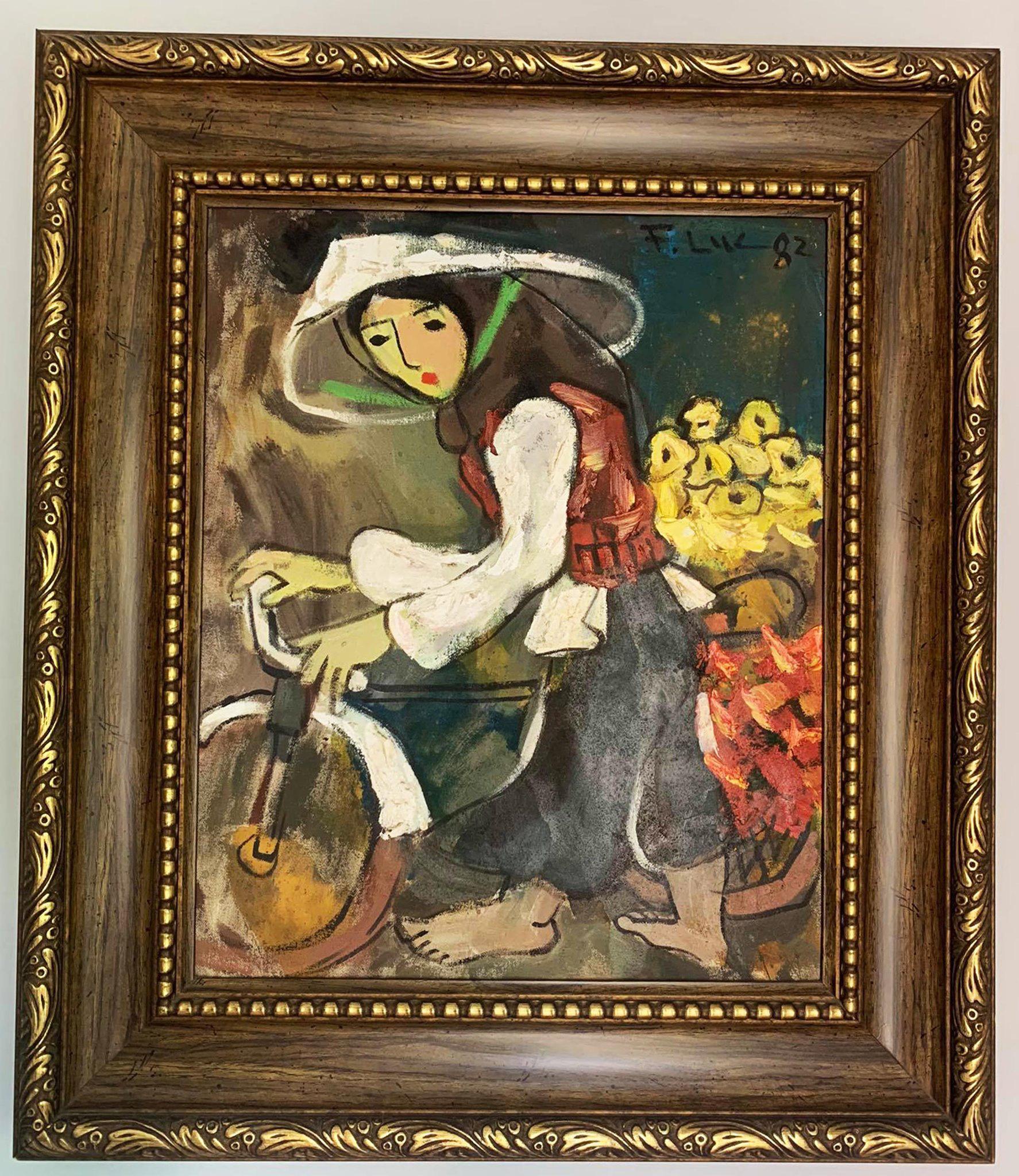 """""""République D'Art"""" - triển lãm tranh của các danh họa và họa sĩ đương đại  - Ảnh 4."""