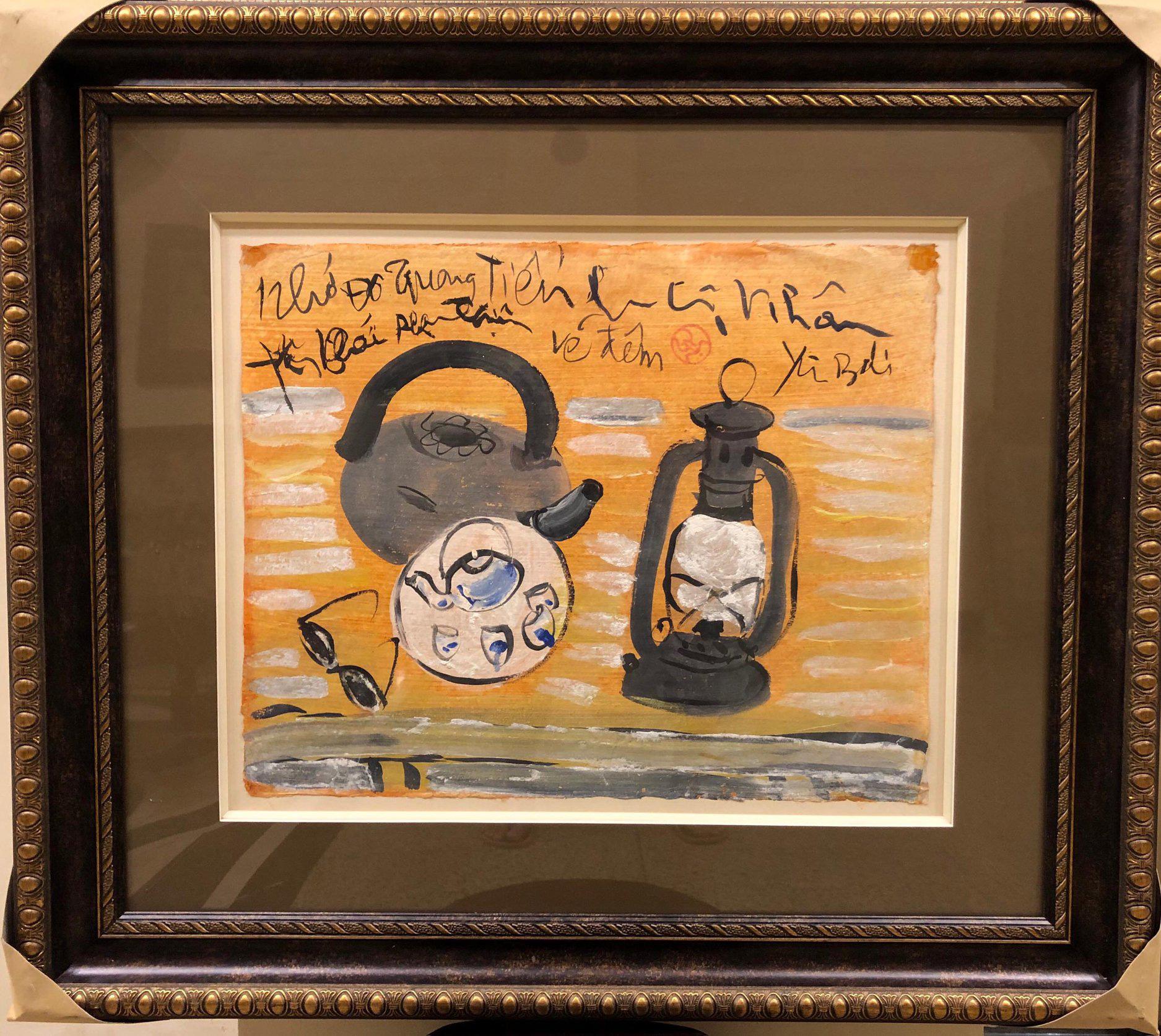 """""""République D'Art"""" - triển lãm tranh của các danh họa và họa sĩ đương đại  - Ảnh 3."""