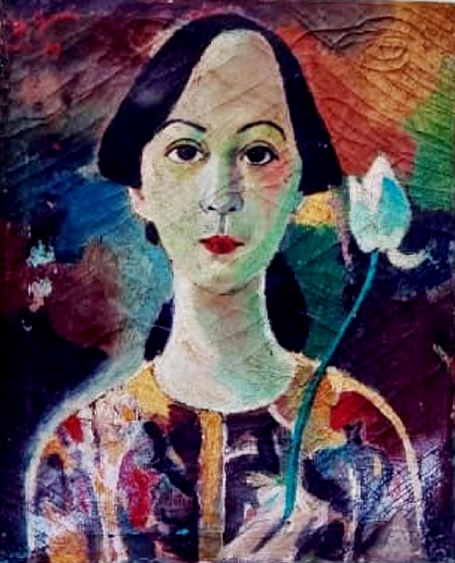 """""""République D'Art"""" - triển lãm tranh của các danh họa và họa sĩ đương đại  - Ảnh 7."""