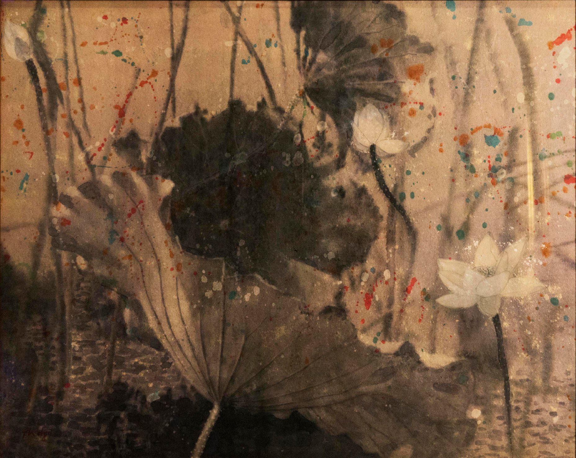 """""""République D'Art"""" - triển lãm tranh của các danh họa và họa sĩ đương đại  - Ảnh 8."""