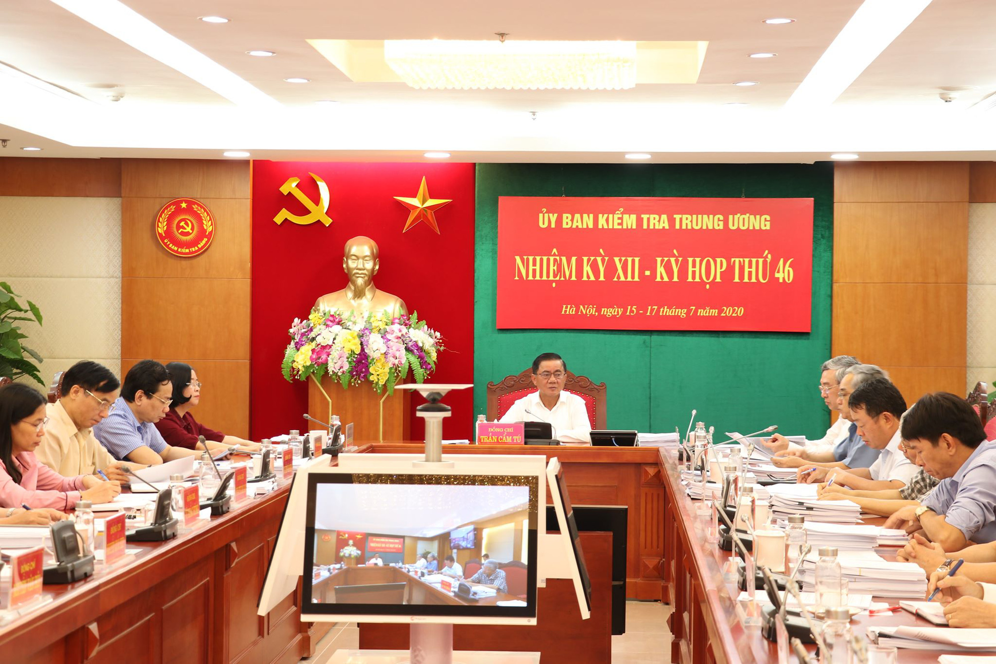 Cảnh cáo Thiếu tướng Nguyễn Hoàng, đề nghị luật Trung tướng Dương Đức Hòa, nguyên Tư lệnh Quân khu 2 - Ảnh 1.