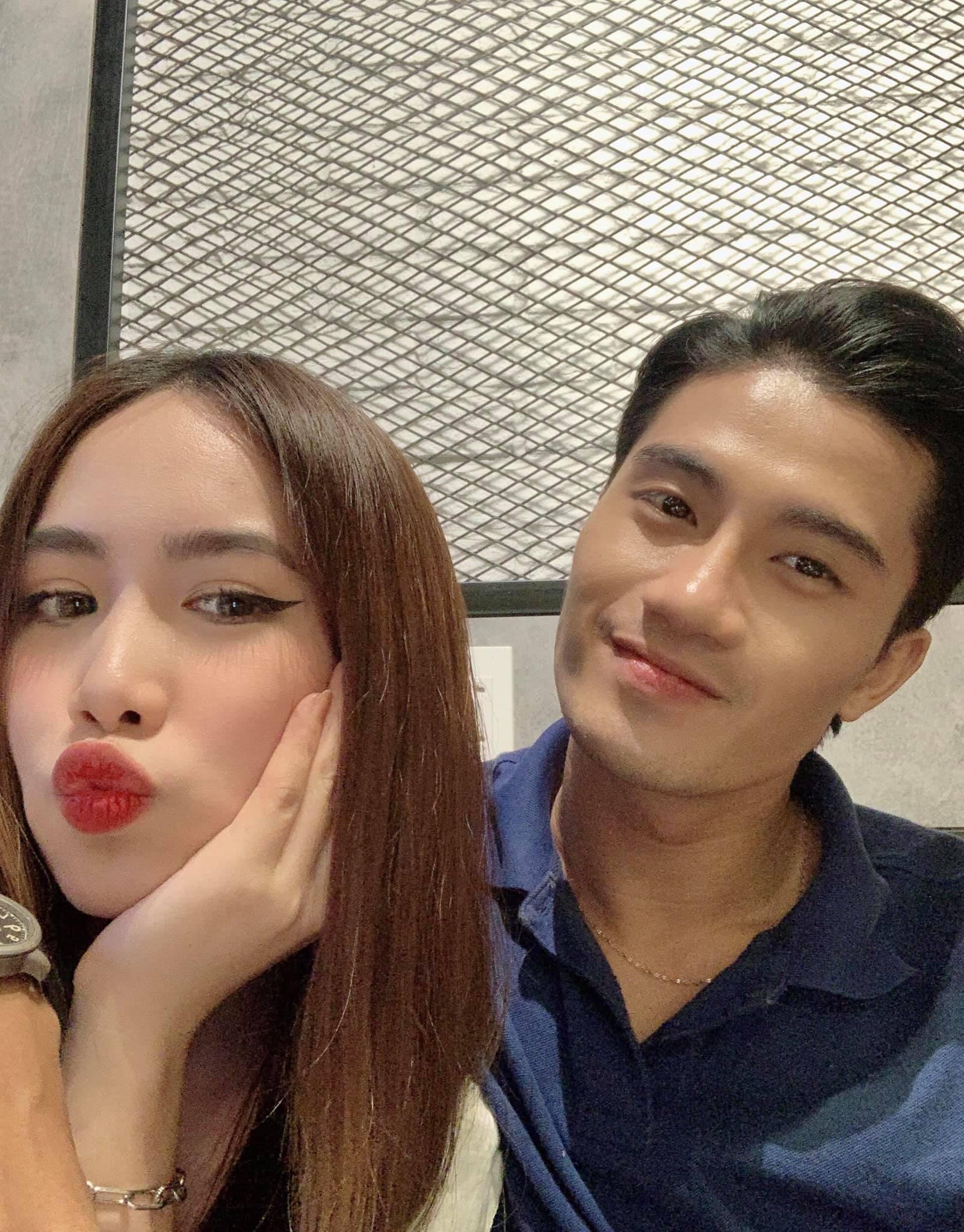 """Clip Mina Nguyễn (Người ấy là ai) hỏi Nguyễn Đạt: """"Có phải màu tím không?"""", fan """"cười ngất"""" - Ảnh 6."""