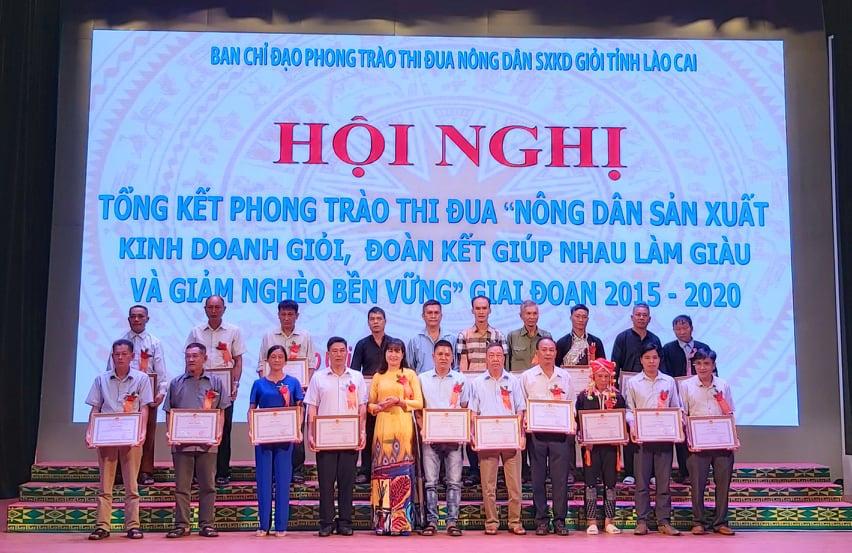 Phó Chủ tịch T.Ư Hội NDVN Nguyễn Xuân Định: Nông dân KDSX giỏi góp phần xây dựng tam nông thịnh vượng, giàu có, văn minh - Ảnh 3.