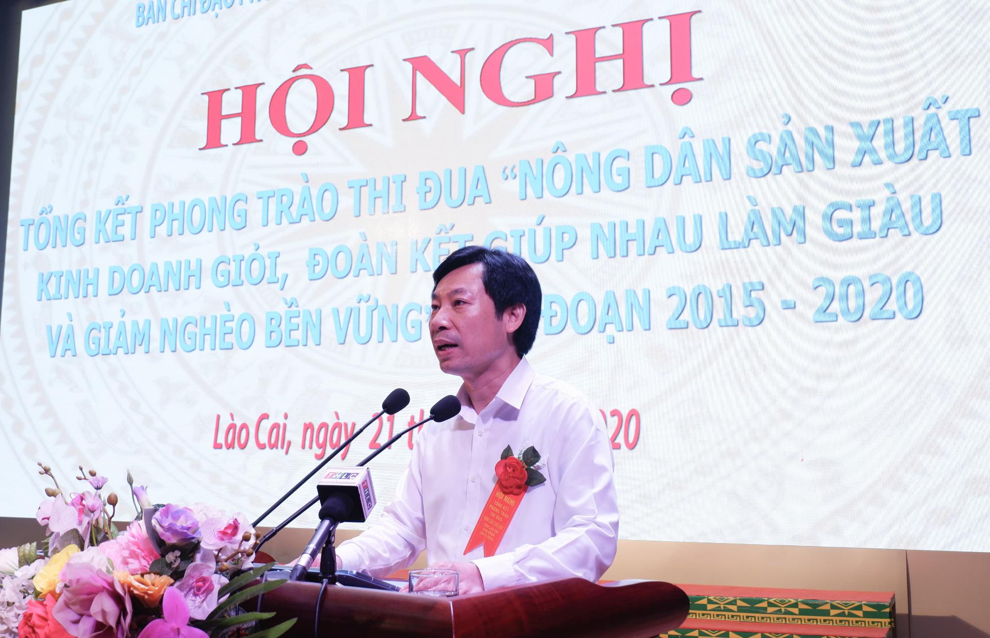 Phó Chủ tịch T.Ư Hội NDVN Nguyễn Xuân Định: Nông dân KDSX giỏi góp phần xây dựng tam nông thịnh vượng, giàu có, văn minh - Ảnh 1.