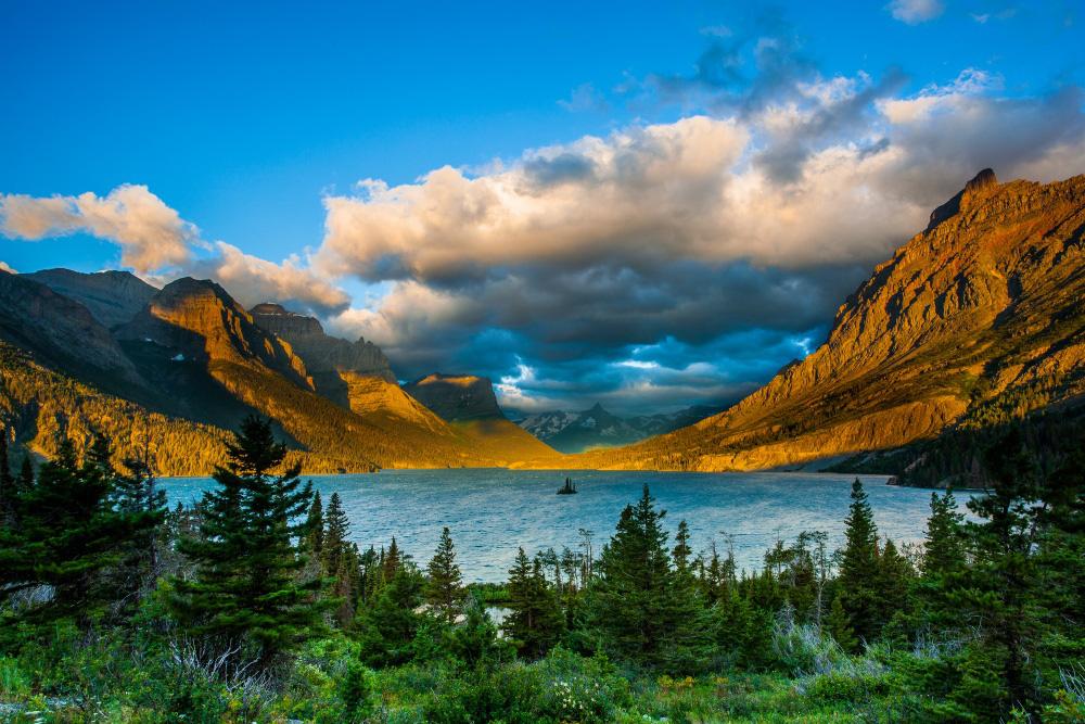 10 kỳ quan thiên nhiên phải đến trong đời trên đất Mỹ - Ảnh 4.