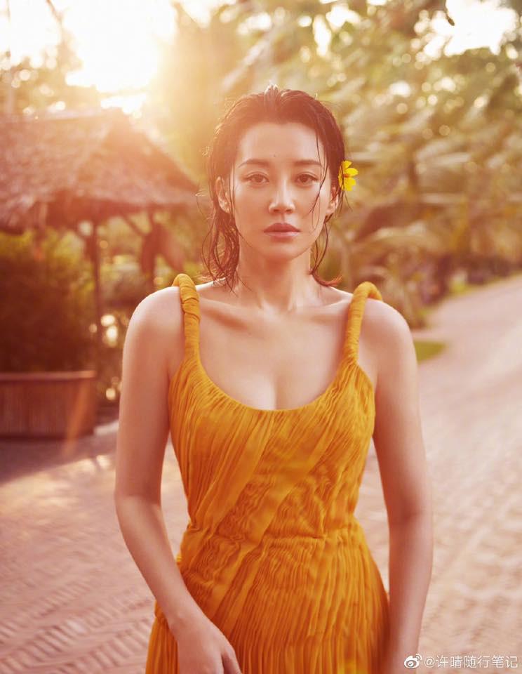 """""""Thánh Cô đẹp nhất màn ảnh"""" Trung Quốc khiến đại gia mê đắm, vẫn lẻ bóng ở tuổi 51 là ai? - Ảnh 4."""