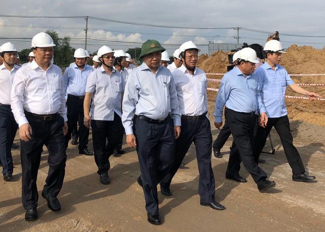Thủ tướng yêu cầu bàn giao mặt bằng sân bay Long Thành vào tháng 10/2020 - Ảnh 1.