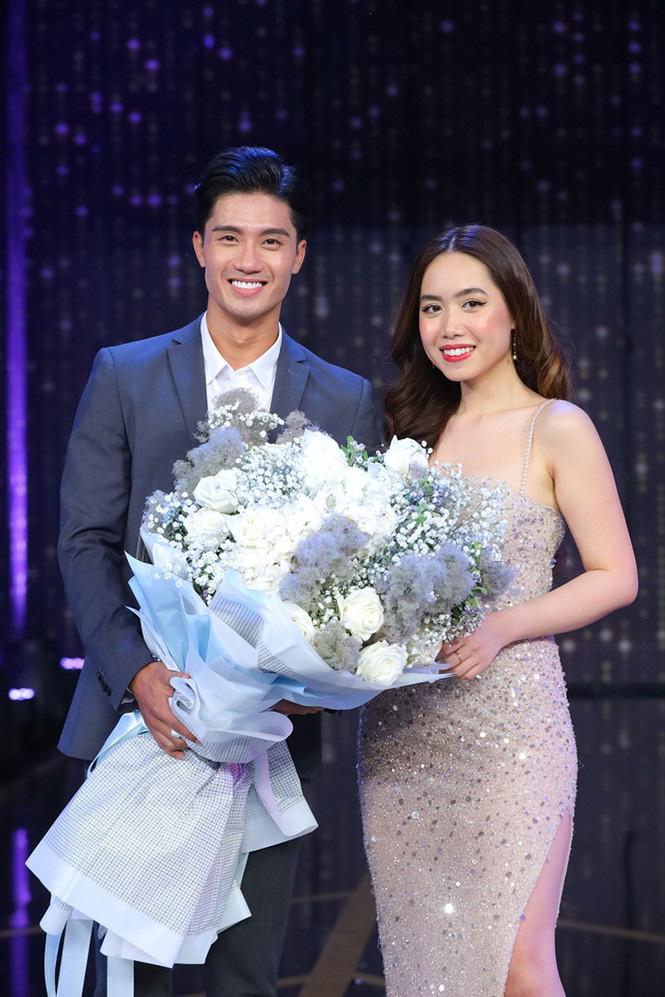 """Clip Mina Nguyễn (Người ấy là ai) hỏi Nguyễn Đạt: """"Có phải màu tím không?"""", fan """"cười ngất"""" - Ảnh 4."""