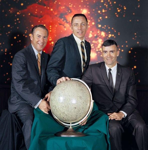Jim Lovell trả lời những nghi vấn về cuộc đổ bộ Mặt trăng của Apollo 13 - Ảnh 3.