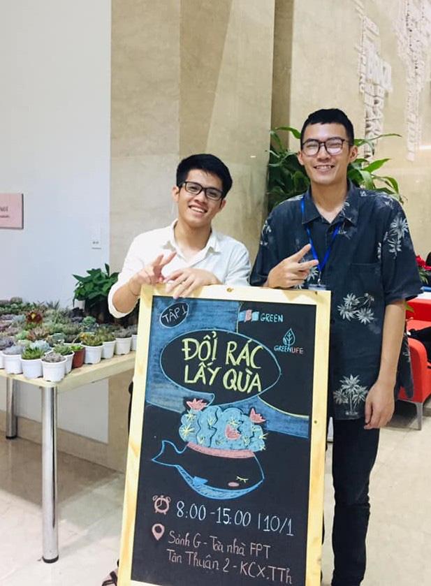 Hoàng Quý Bình: Hết mình với những dự án vì cộng đồng - Ảnh 3.