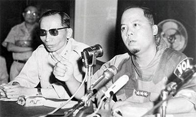 Tướng lĩnh Việt Nam Cộng hòa trong những màn phù phép của CIA - Ảnh 1.
