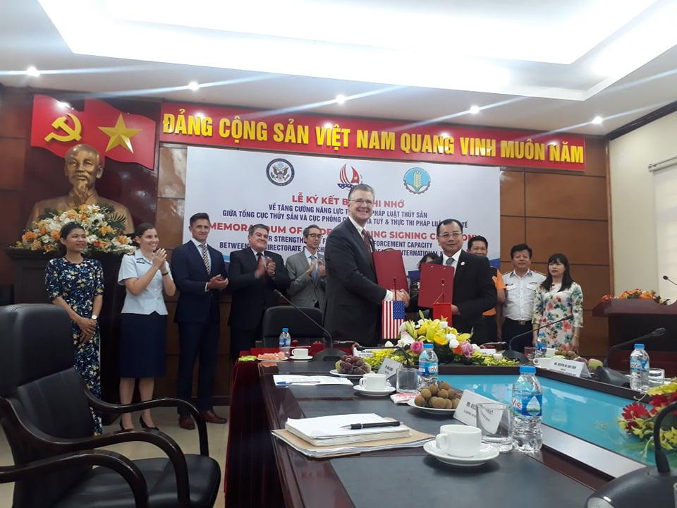 Mỹ giúp Việt Nam xây dựng trung tâm huấn luyện kiểm ngư - Ảnh 1.