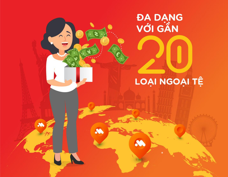 Sự thật ít biết về chuyển tiền quốc tế qua Ngân hàng - Ảnh 4.