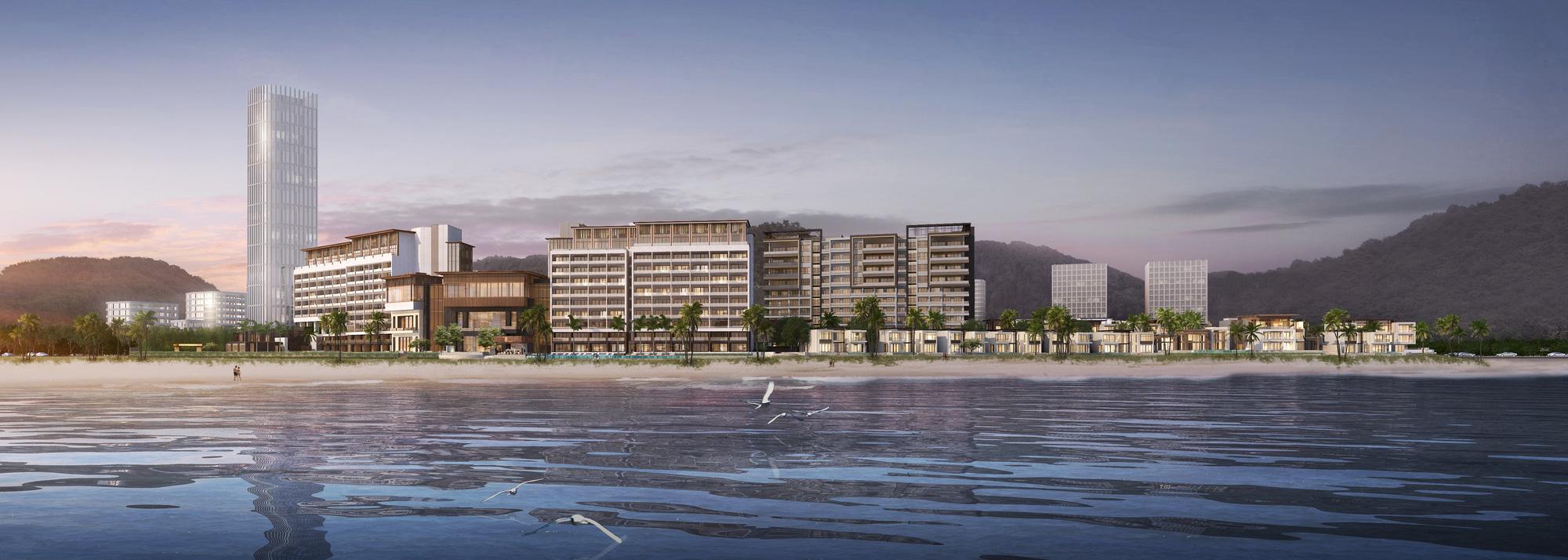 Hạ Long sắp có dự án nghỉ dưỡng ven biển cao cấp quốc tế đầu tiên - Ảnh 1.