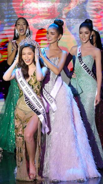 Vẻ nóng bỏng không kém Hương Giang của tân Hoa hậu chuyển giới Thái Lan 2020 - Ảnh 2.