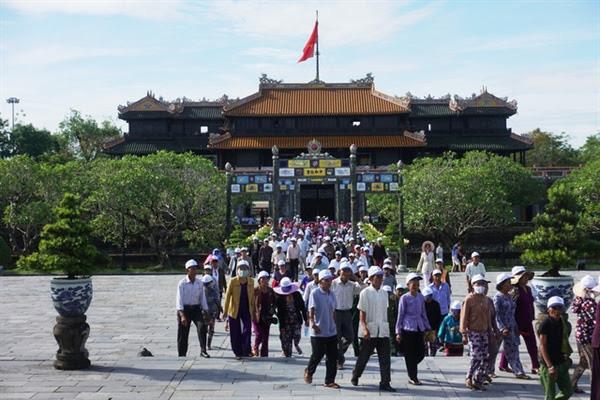 TT-Huế miễn phí tham quan di tích trong thời gian Festival Huế 2020  - Ảnh 1.