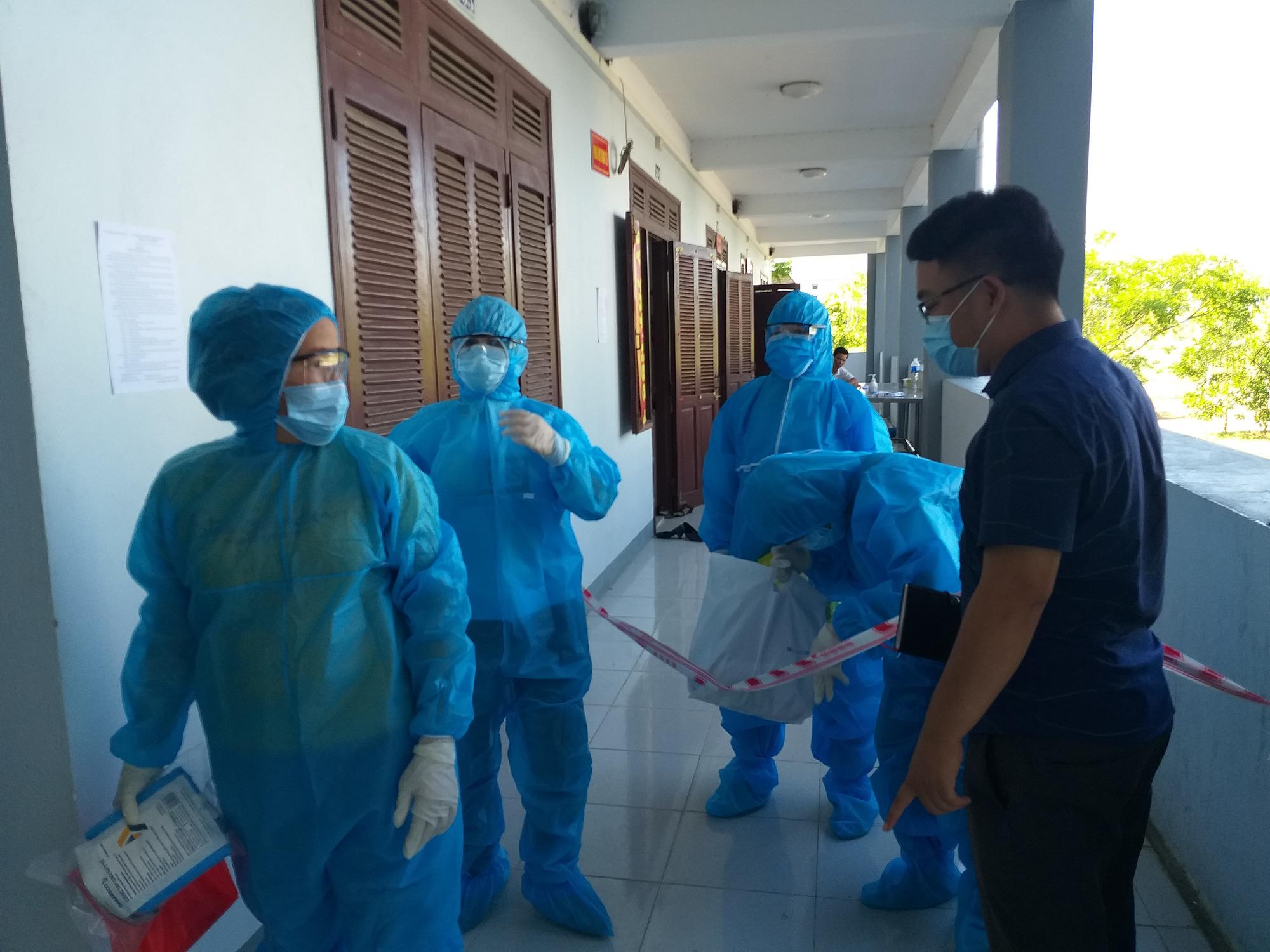 Hai ca nghi nhiễm Covid-19 ở Quảng Nam: Một ca cùng dự đám cưới với bệnh nhân 416 - Ảnh 2.