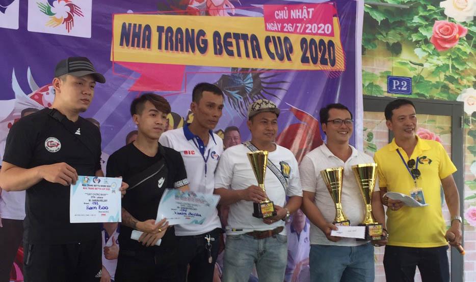 Khánh Hòa: Một người chơi cá ở Đà Nẵng đạt giải Nhất hội thi cá Betta toàn quốc năm 2020 - Ảnh 8.
