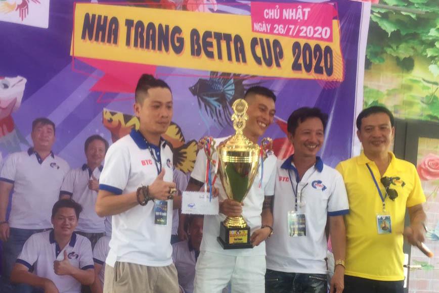 Khánh Hòa: Một người chơi cá ở Đà Nẵng đạt giải Nhất hội thi cá Betta toàn quốc năm 2020 - Ảnh 6.