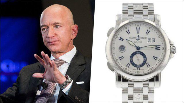 Loạt đồng hồ bình dân của các tỷ phú giàu nhất thế giới - Ảnh 1.