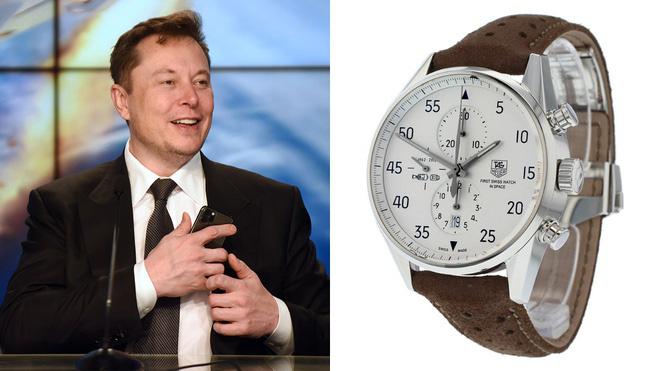 Loạt đồng hồ bình dân của các tỷ phú giàu nhất thế giới - Ảnh 4.