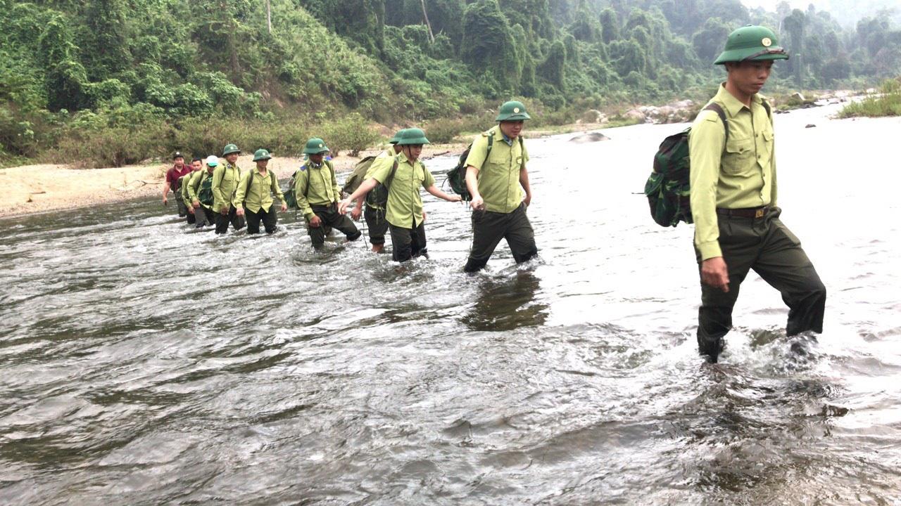 """Quảng Nam: Những """"chiến sĩ"""" ngày đêm canh giữ lá phổi xanh - Ảnh 3."""