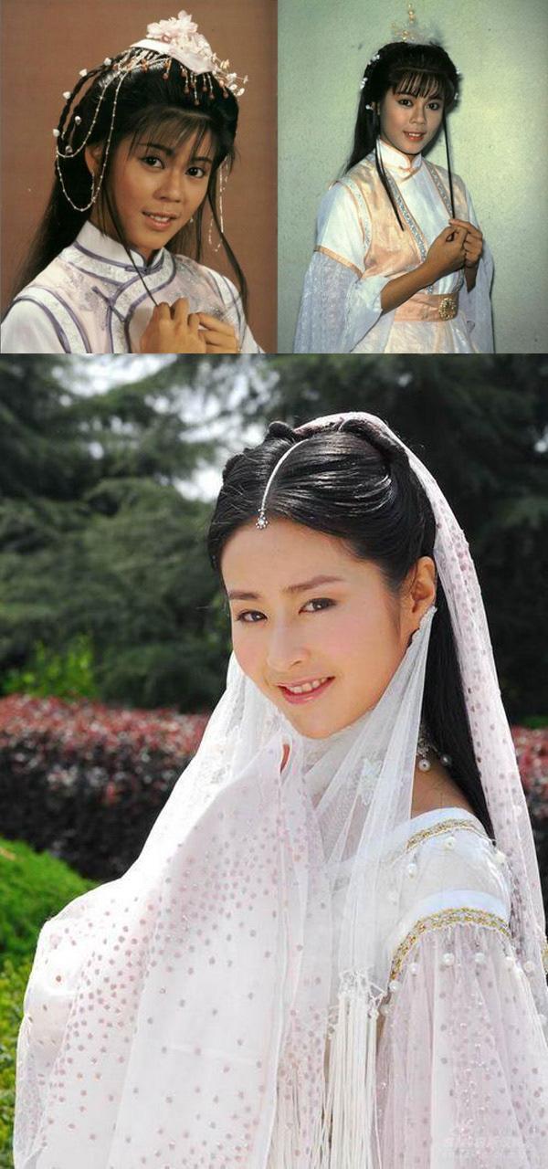 5 mỹ nhân của Kim Dung mê hoặc cánh mày râu: Tiểu Long nữ số 1? - Ảnh 3.