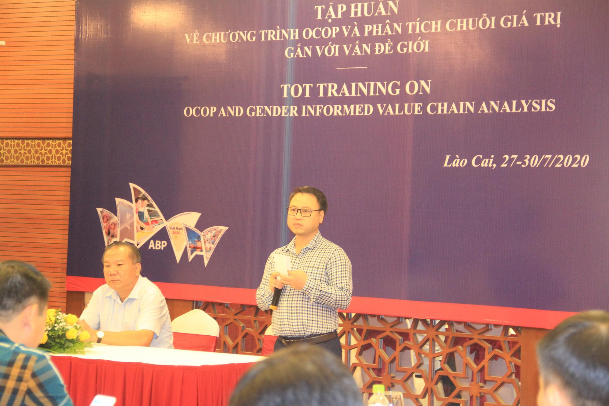 Văn phòng Điều phối NTM Trung ương: Tập huấn nâng cao năng lực cho cán bộ cơ sở  - Ảnh 1.