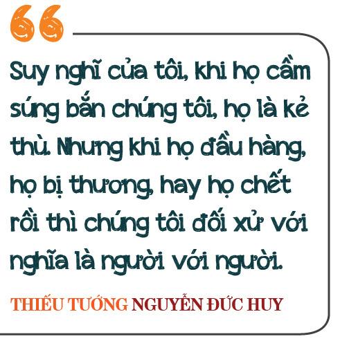 """Thiếu tướng Nguyễn Đức Huy: Vị tướng đi qua 3 cuộc chiến và nỗi sợ """"sự quyến rũ thầm lặng thời bình"""" - Ảnh 6."""