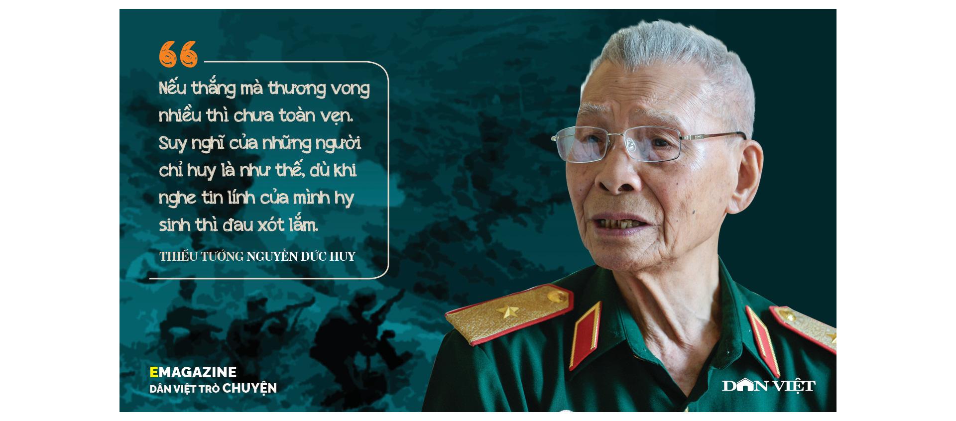 """Thiếu tướng Nguyễn Đức Huy: Vị tướng đi qua 3 cuộc chiến và nỗi sợ """"sự quyến rũ thầm lặng thời bình"""" - Ảnh 7."""