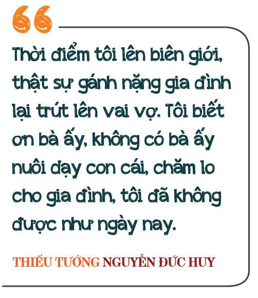 """Thiếu tướng Nguyễn Đức Huy: Vị tướng đi qua 3 cuộc chiến và nỗi sợ """"sự quyến rũ thầm lặng thời bình"""" - Ảnh 8."""
