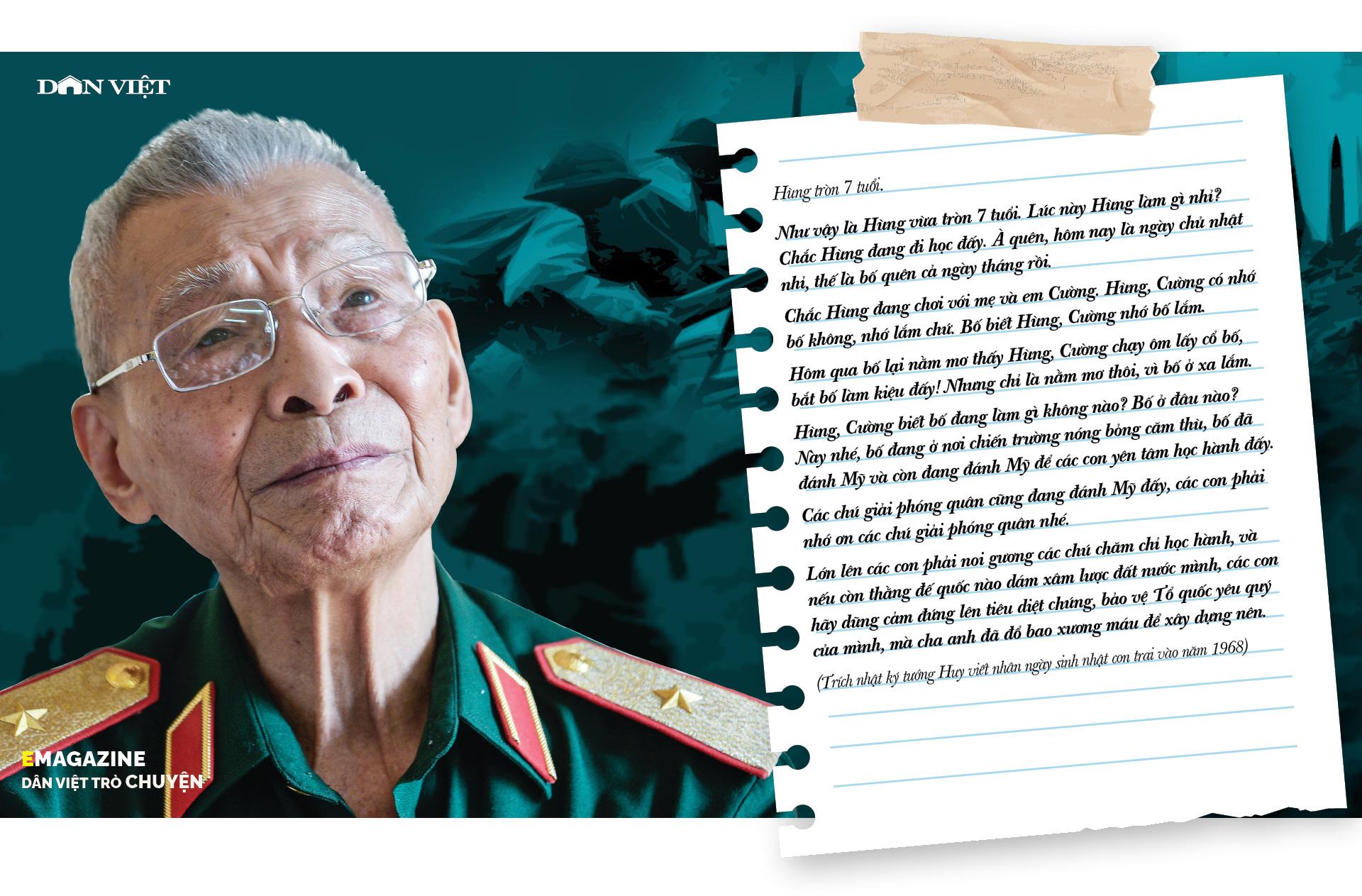 """Thiếu tướng Nguyễn Đức Huy: Vị tướng đi qua 3 cuộc chiến và nỗi sợ """"sự quyến rũ thầm lặng thời bình"""" - Ảnh 9."""