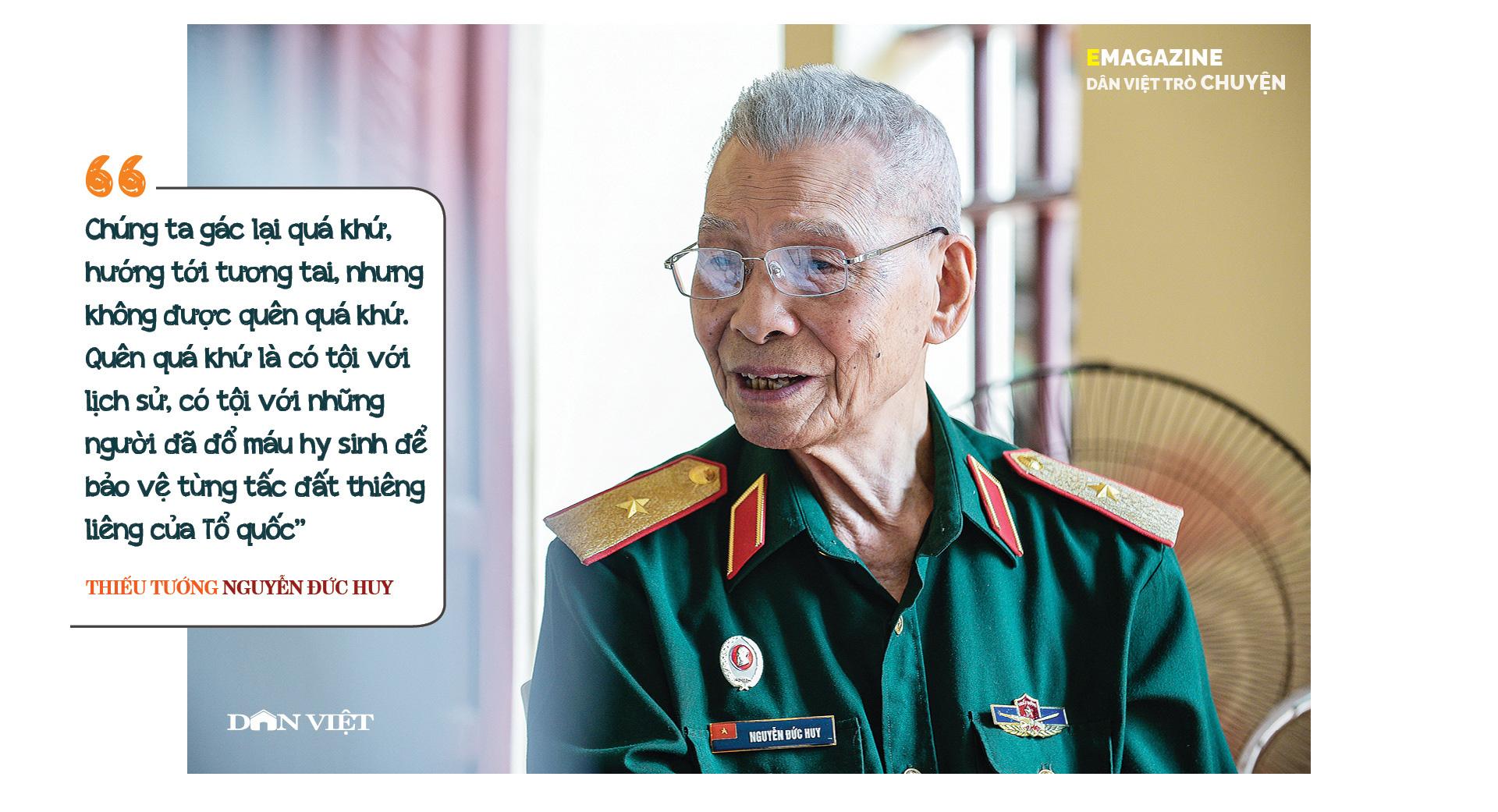 """Thiếu tướng Nguyễn Đức Huy: Vị tướng đi qua 3 cuộc chiến và nỗi sợ """"sự quyến rũ thầm lặng thời bình"""" - Ảnh 12."""