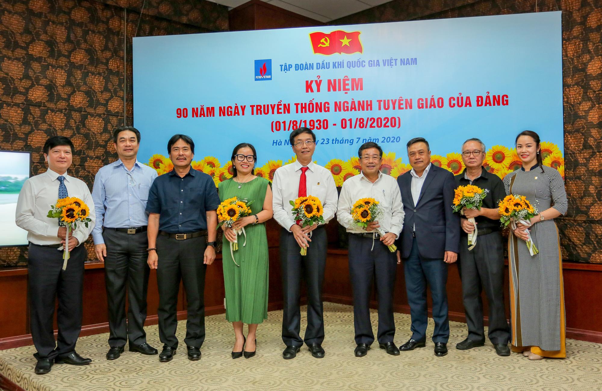 Bộ Quy chế quản trị nội bộ Tập đoàn Dầu khí Quốc gia Việt Nam ra đời là dấu mốc quan trọng - Ảnh 2.
