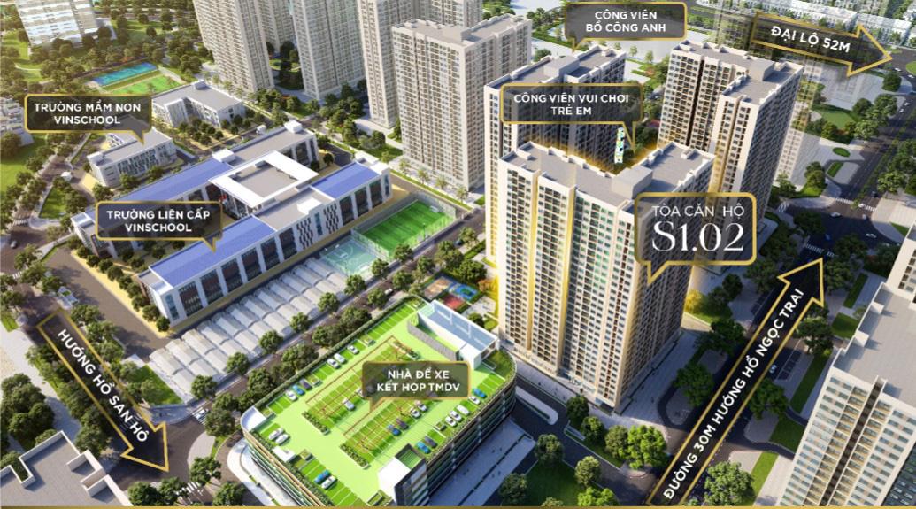 Mở bán căn hộ S1.02 – tâm điểm sôi động và thông minh của dự án Vinhomes Ocean Park - Ảnh 3.