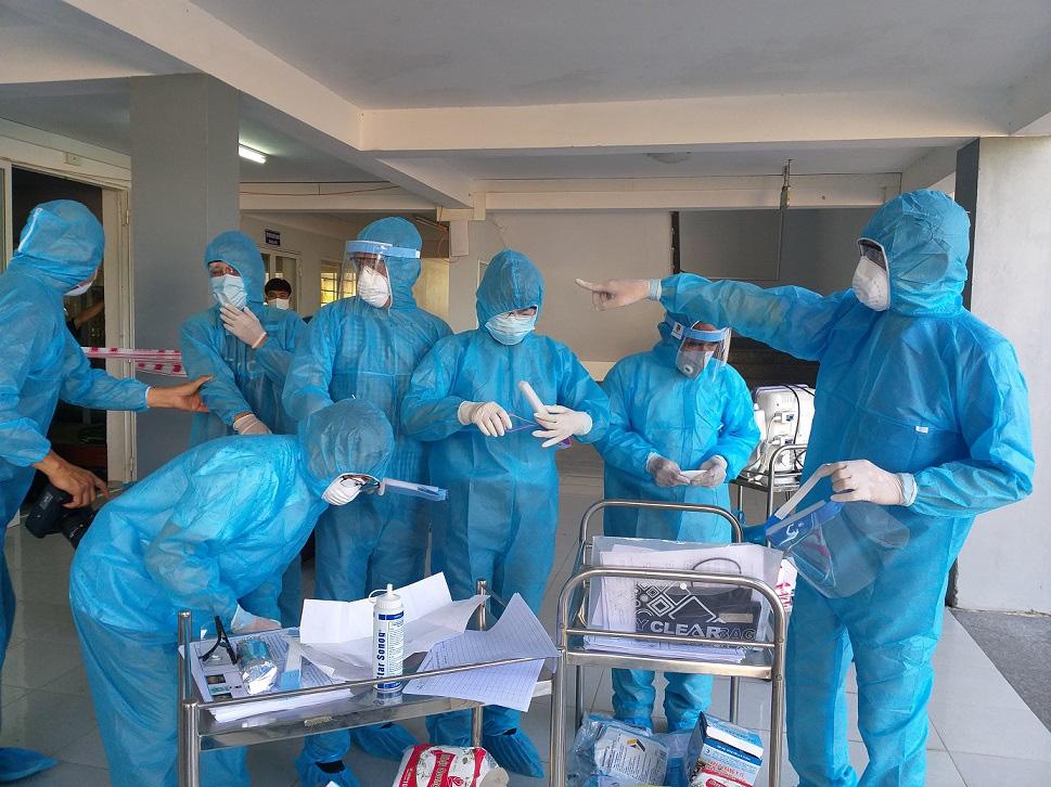 Quảng Nam: Thông tin nhanh về các bệnh nhân nhiễm Covid-19  - Ảnh 2.