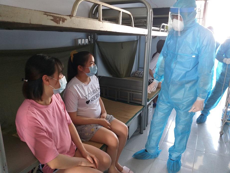 Quảng Nam: Thông tin nhanh về các bệnh nhân nhiễm Covid-19  - Ảnh 1.