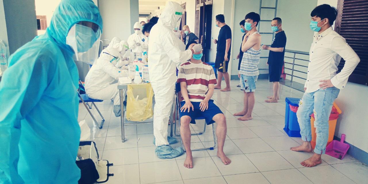 Hai ca nghi nhiễm Covid-19 ở Quảng Nam: Một ca cùng dự đám cưới với bệnh nhân 416 - Ảnh 1.