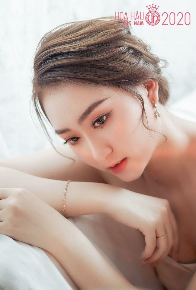 Hot girl 2000 không ăn cơm 3 tháng để ghi danh tại Hoa hậu Việt Nam 2020 - Ảnh 1.