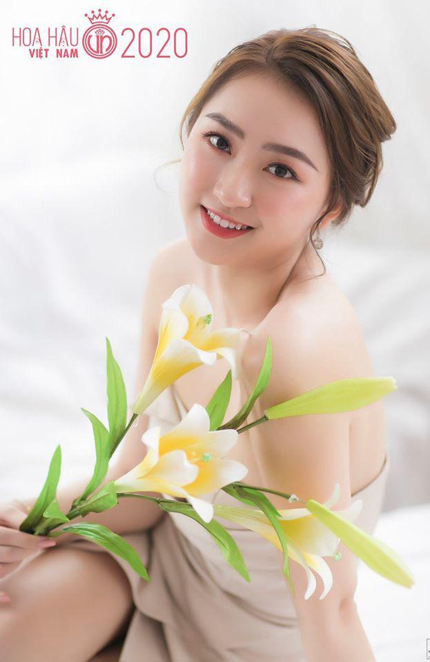Hot girl 2000 không ăn cơm 3 tháng để ghi danh tại Hoa hậu Việt Nam 2020 - Ảnh 2.