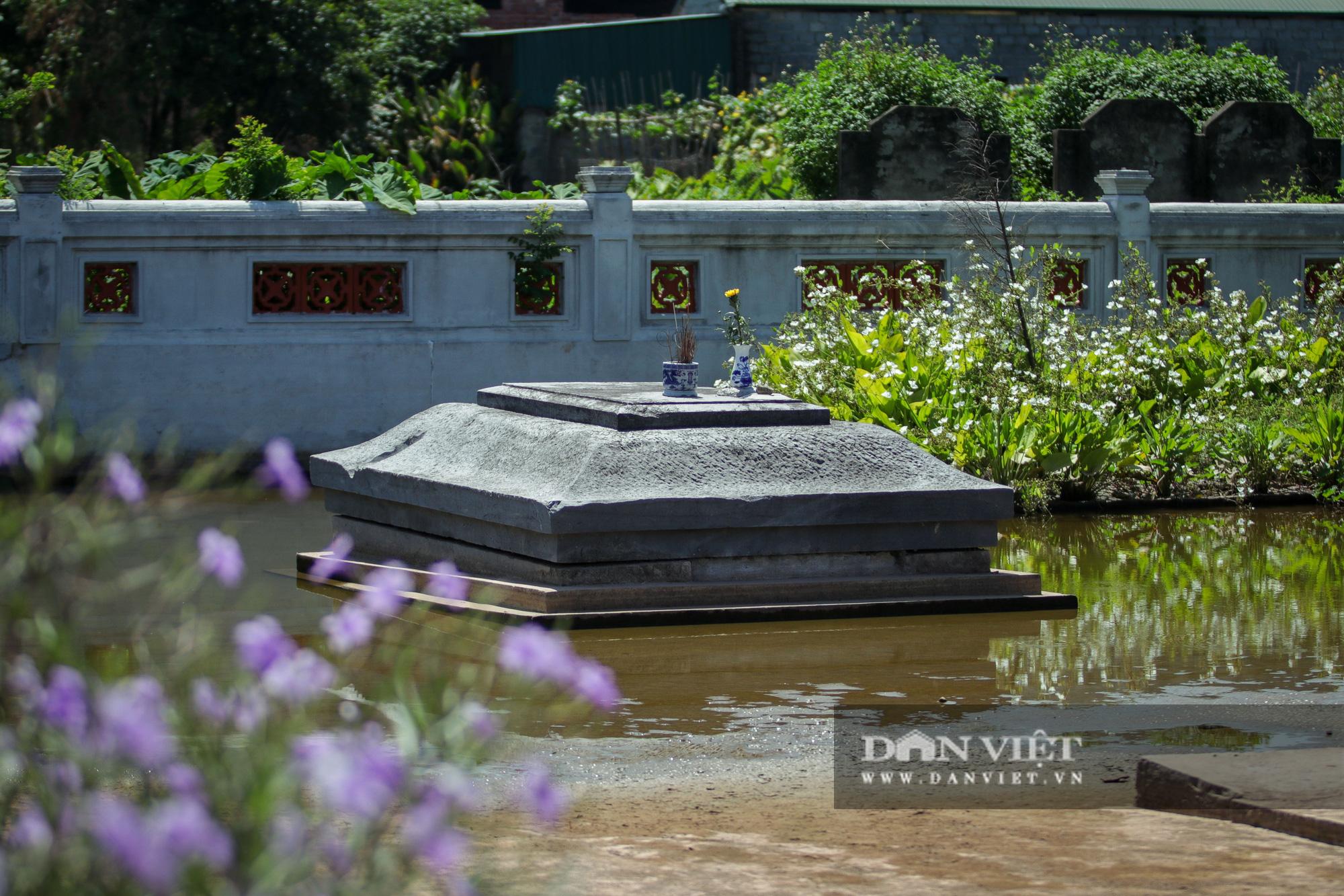 Bí ẩn lăng mộ đá ở Hà Nội bị 2 trận lũ lớn vùi lấp suốt hàng trăm năm - Ảnh 3.