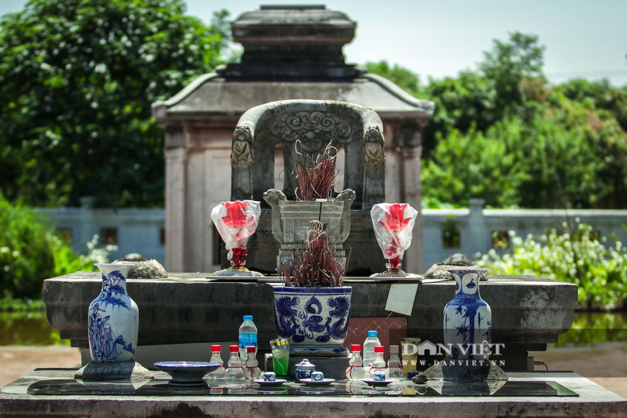Bí ẩn lăng mộ đá ở Hà Nội bị 2 trận lũ lớn vùi lấp suốt hàng trăm năm - Ảnh 5.