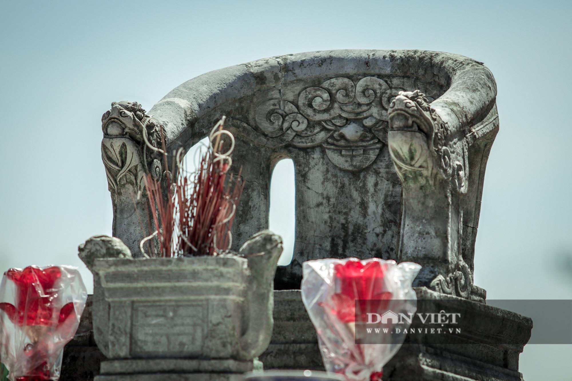 Bí ẩn lăng mộ đá ở Hà Nội bị 2 trận lũ lớn vùi lấp suốt hàng trăm năm - Ảnh 6.